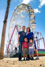 Carnival Ferris Wheel-